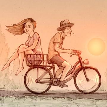 Bicikli-a-toltesen